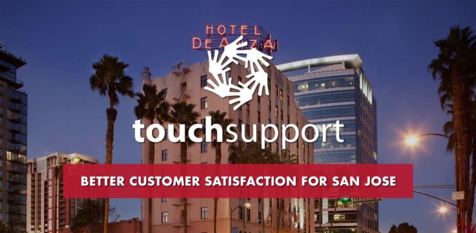 San Jose TouchSupport